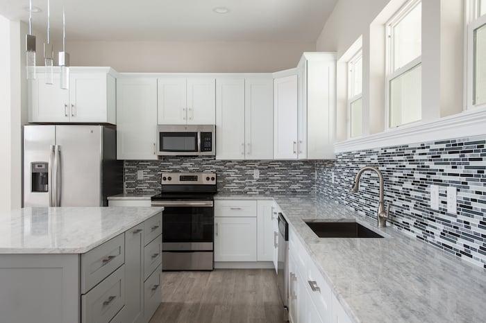 Natural Stone Kitchen Countertops